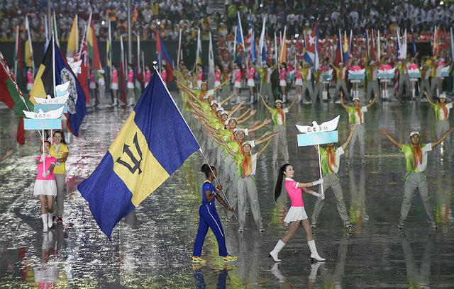 Barbados at Youth Olympic Games China 2014