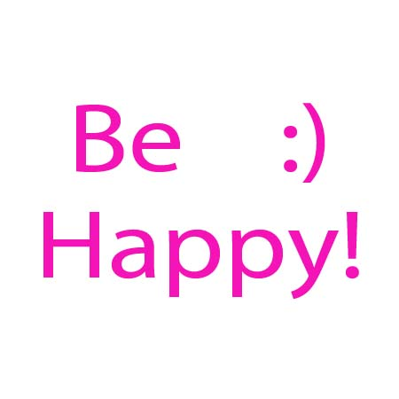 Be_Happy on World Happy Day