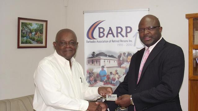 Growing Members and Customers By Offering Value - Barbados Association of Retired Persons (BARP) by Public Relations agency PRMR Inc. Business Barbados