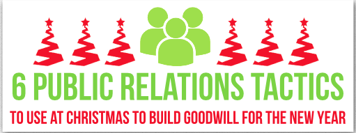 6 Public Relations tactics for Christmas by Barbados Public Relations agency PRMR Inc. Business Barbados