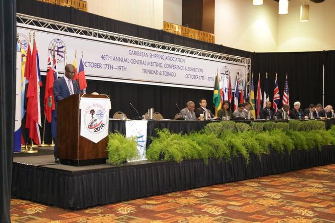 Caribbean Shipping Association pledges $10 000 USD financial