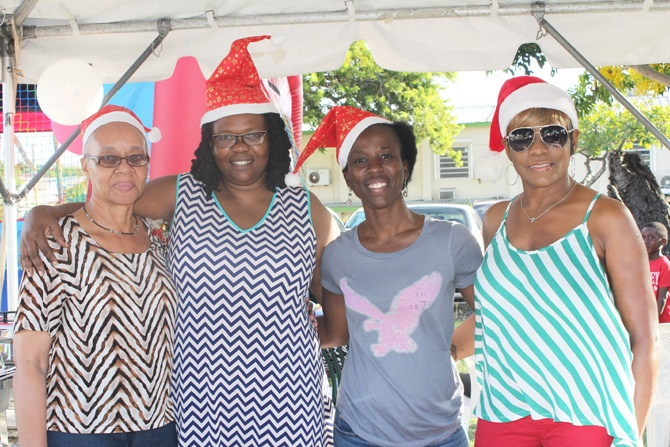 Bayview Hospital Christmas party for community