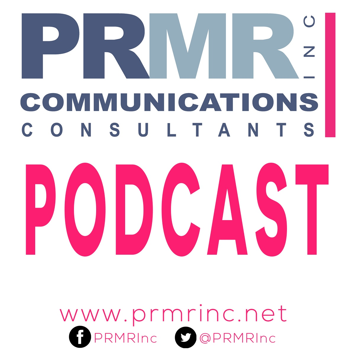 PRMR Inc podcast by public relations agency in Barbados
