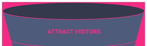 attract visitors
